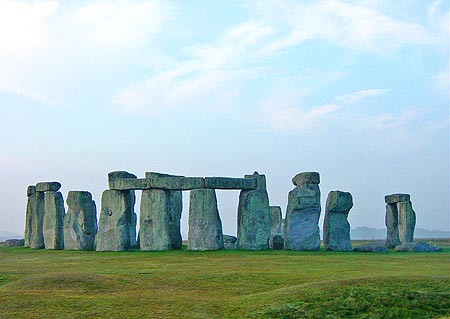 STONEHENGE Stone710