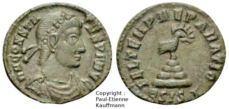 Les ateliers monétaires romains Copyri15