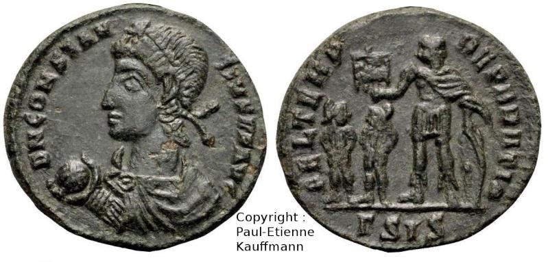 Les ateliers monétaires romains Copyri16