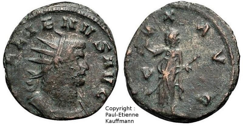 Antoninien de Gallien - PAX AVG - RIC#256 Copyri35
