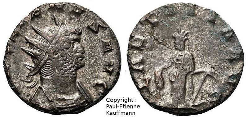 Antoninien de Gallien - LAETITIA AVG - RIC#225 ? Copyri36