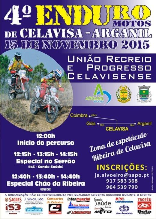 4º ENDURO DE CELAVISA Z114