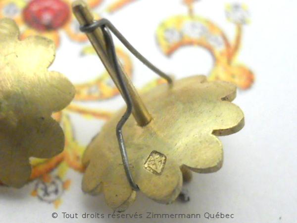 B.O. Fleur 10,8 mm et perle Akoya 3,4 mm Dscn7716