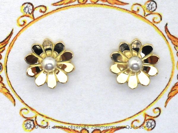 B.O. Fleur 10,8 mm et perle Akoya 3,4 mm Dscn7718