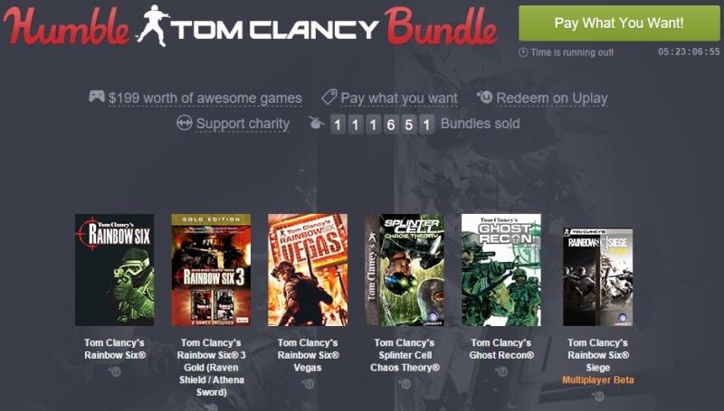 [Bundle] Comment découvrir de nombreux jeux à petit prix ? Nouvel13