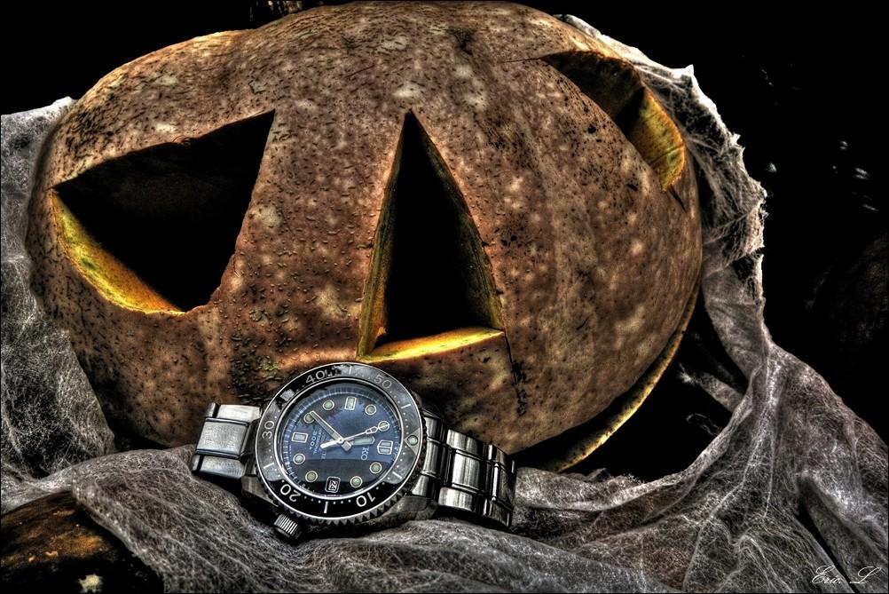 La montre d'Halloween!!! Bouh!! Img_0510