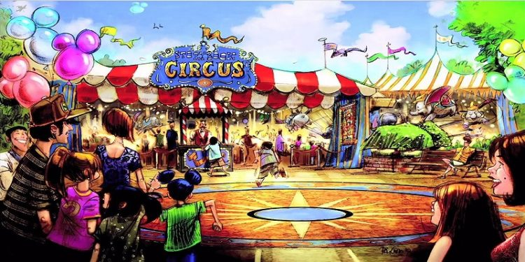 """Buyuu's """"The Greatest Show on Earth"""" Traveling Circus Extravaganza Circus10"""