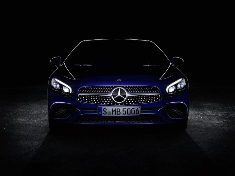 2015 - [Mercedes] SL Restylé [R231] - Page 3 Ctfglt10