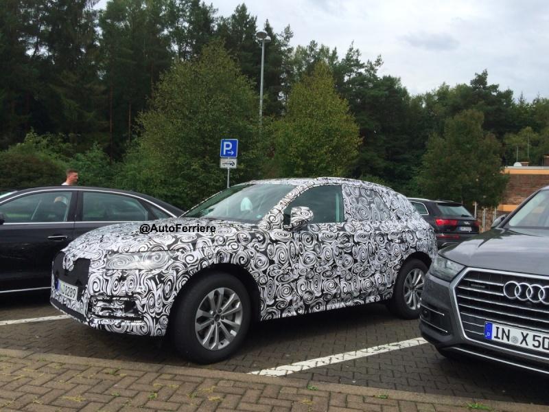 2016 - [Audi] Q5 II - Page 3 Img_7010