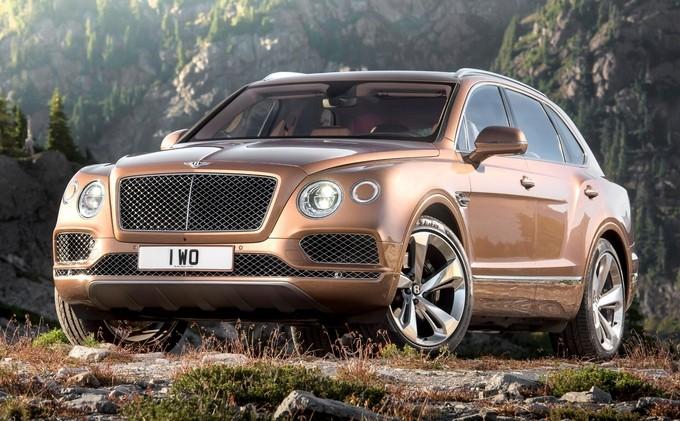2015 - [Bentley] Bentayga - Page 8 Plein_10