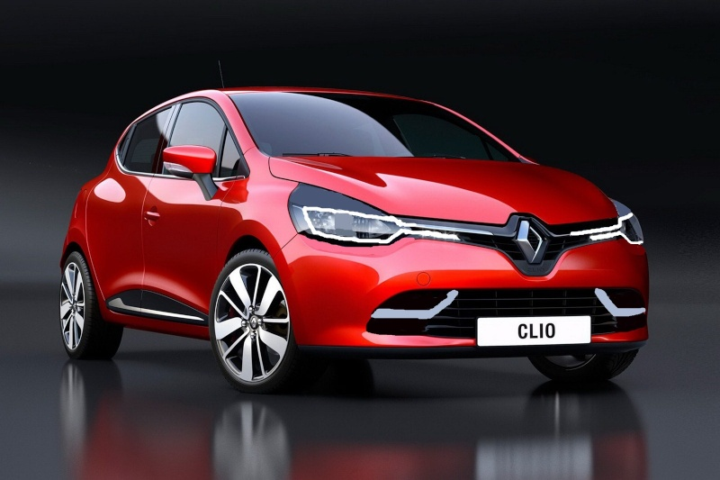 2016 - [Renault] Clio IV restylée - Page 5 2015-010