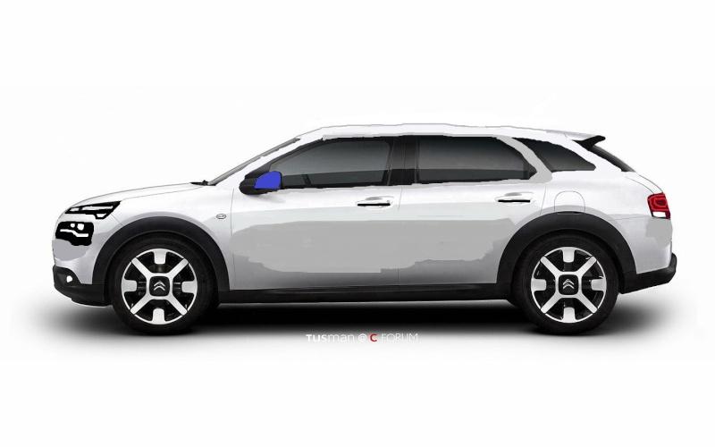 2017 - [FUTUR MODÈLE] Citroën C4 III [F3] - Page 2 C4-cac10