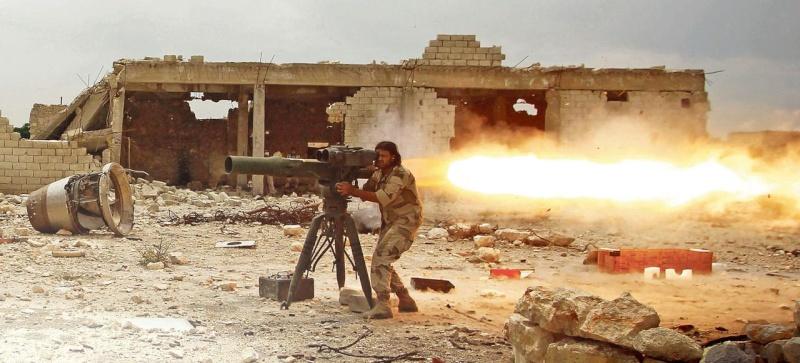 La rivalité russo-américaine s'intensifie en Syrie 00000010