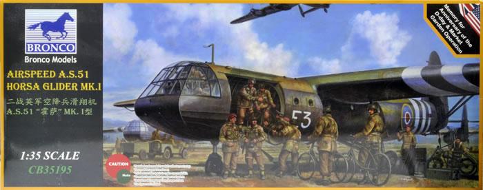 Horsa Glider 1/35 Cb351910