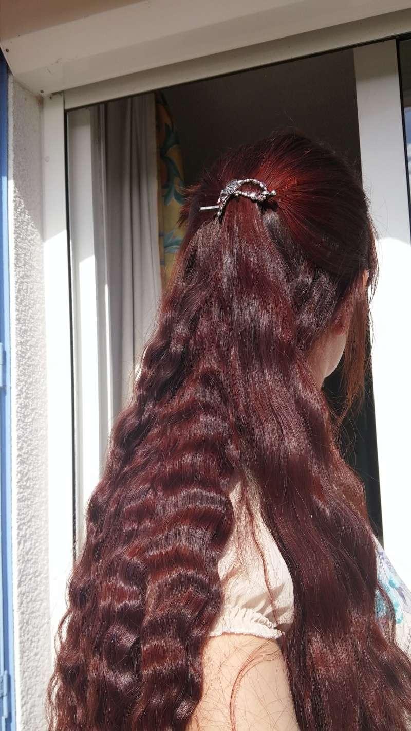 De beaux cheveux.... 2015-021