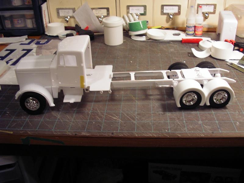 Peterbilt model 359 Custom  Imgp0037