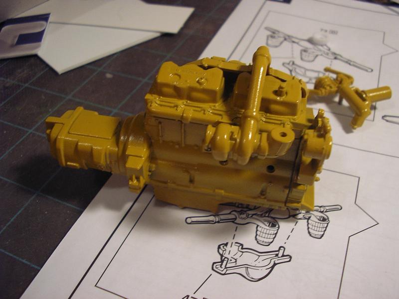 Peterbilt model 359 Custom  Imgp0044