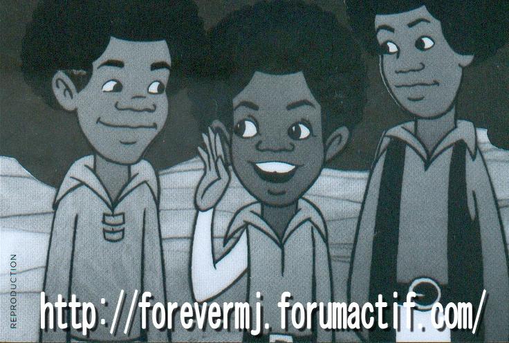 Forever Michael - Portail Dessin10