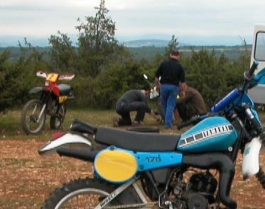 Sortie avec la moto du mois Mecani10