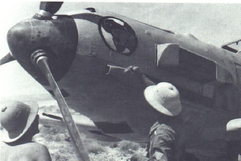 24th scale airfix 109E -Joachim Muncheberg - Page 5 E-710