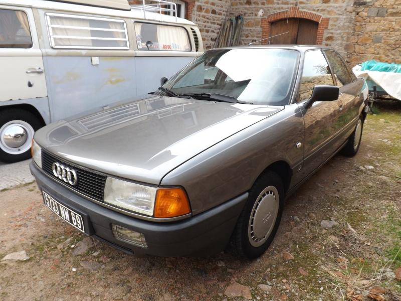 [42] Audi 80 1.8S 90CV de 02/1987 Dscf4754