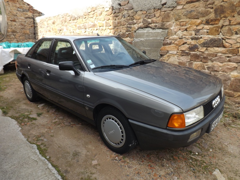 [42] Audi 80 1.8S 90CV de 02/1987 Dscf4755