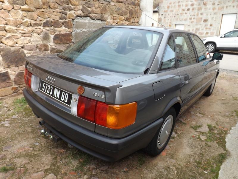 [42] Audi 80 1.8S 90CV de 02/1987 Dscf4758