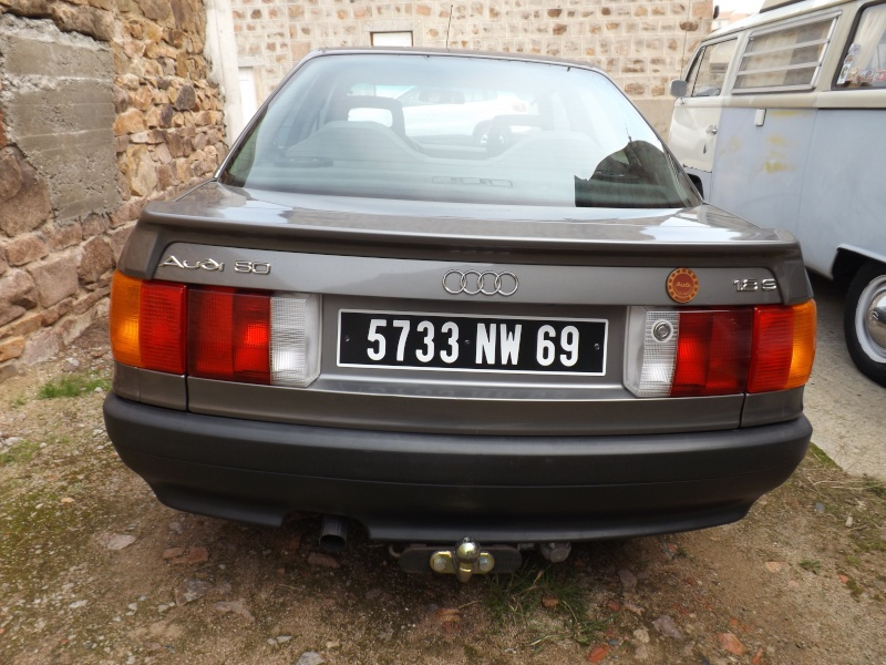 [42] Audi 80 1.8S 90CV de 02/1987 Dscf4760