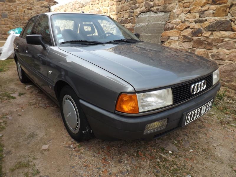 [42] Audi 80 1.8S 90CV de 02/1987 Dscf4762