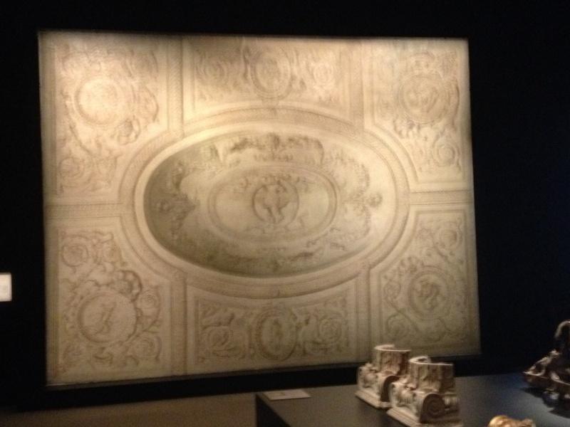Expo. Archives nat. Les décors de la Chancellerie d'Orléans Image36