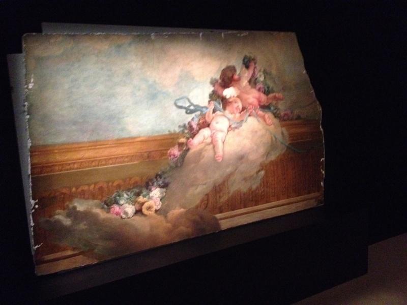 Expo. Archives nat. Les décors de la Chancellerie d'Orléans Image37