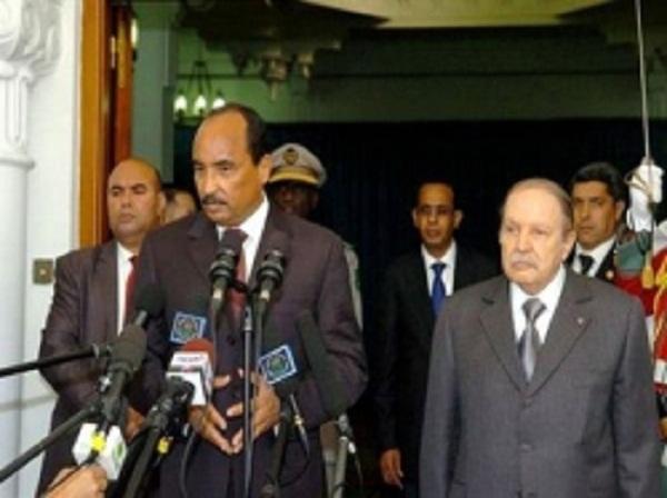 La Mauritanie avec le general president navigue en mer houleuse Abdela11