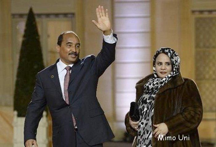 La Mauritanie avec le general president navigue en mer houleuse Abdela12