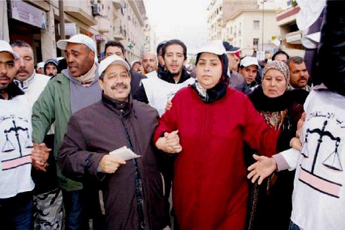 Fatima Tarek epouse chabate souhaits et desillusion! Chabat10