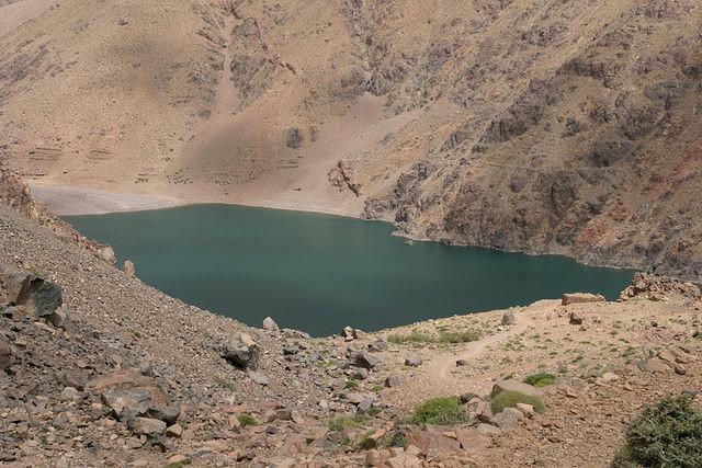 Suivez yabiladi destination Lac Ifni Ouarzazate Lac_if10