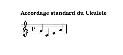 Différences et similitudes Ukulélé/Balalaïka Accord10