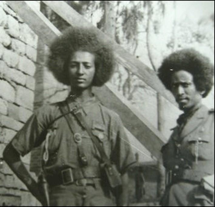 Abyssinian patriot army Ethiop10