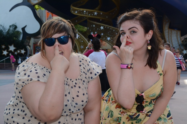 The Girly Belgian Waffles have fun in Louisiana, the Bahamas and Florida (October 2014) - UPDATE: Epcot - Page 33 Studio12