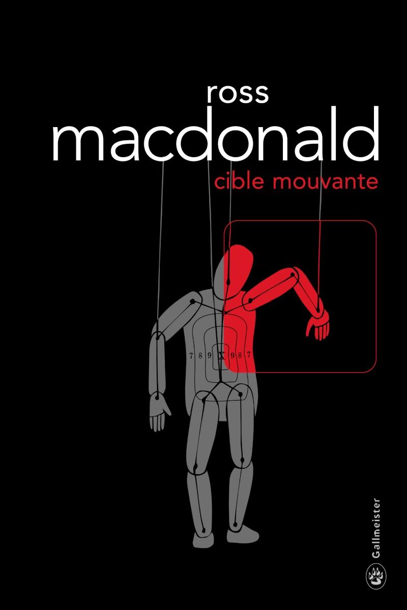 [MacDonald, Ross] Lew Archer - Tome 1: Cible mouvante 5188-c10