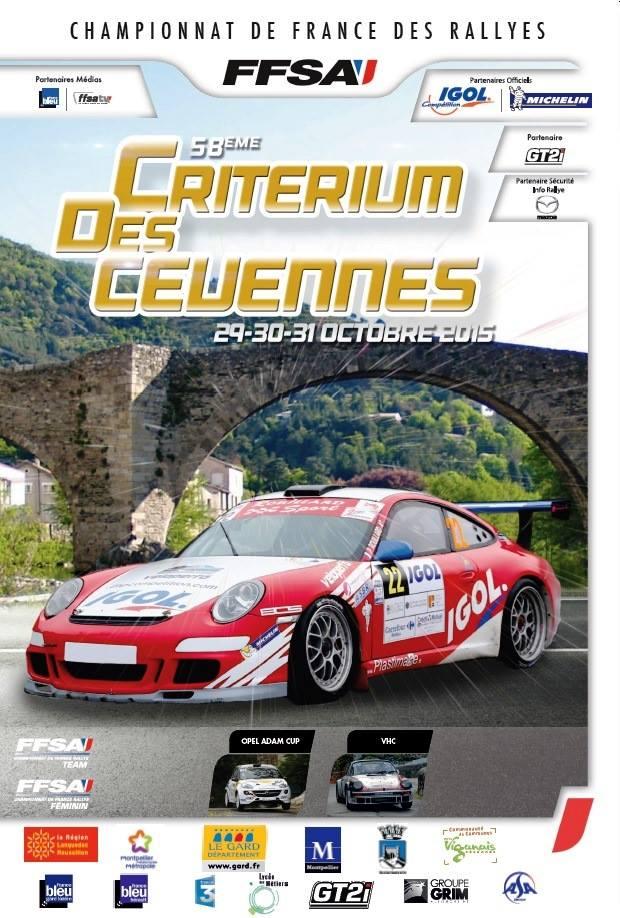 CR Cévennes 2015 - Page 5 Rallye10