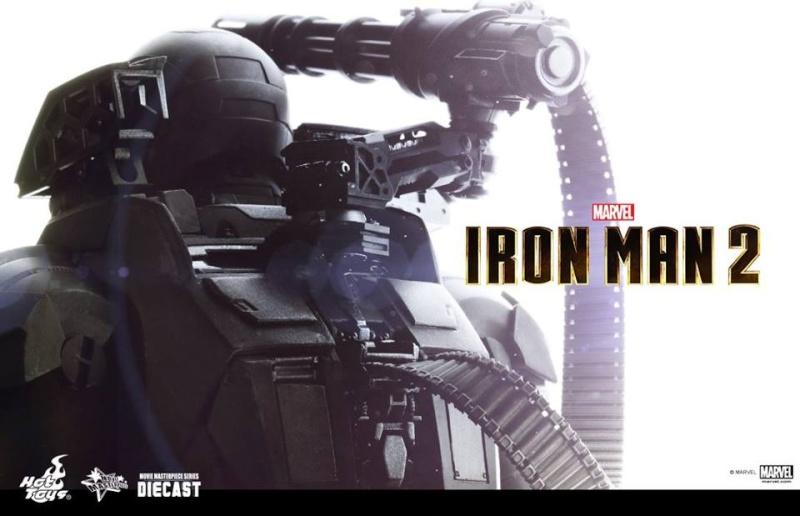 IRON MAN 2 - WAR MACHINE 2.0 (MMS331DC13) 11206010
