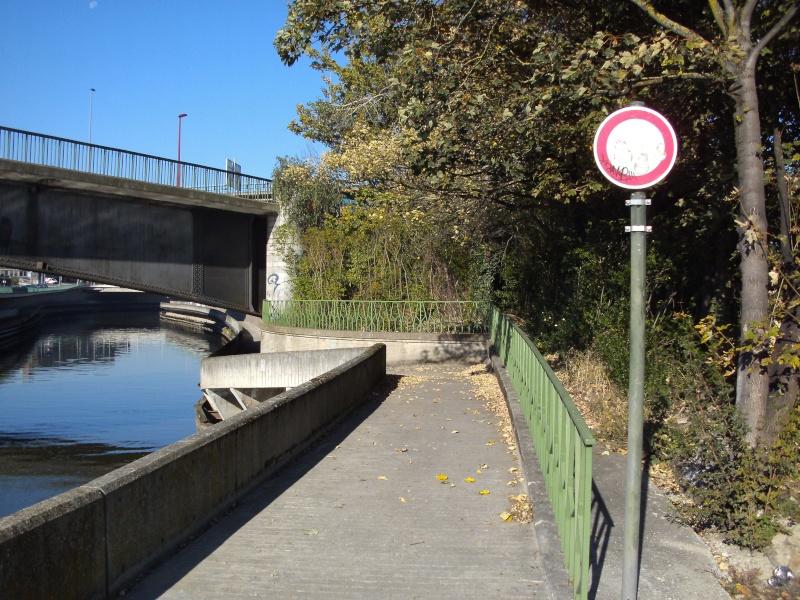 RAVeL 1 Centre (Part 4b) Marchienne-au-pont  - Chatelet (RAVeL 1 Bis) - Eurovelo 3 - EV3 - Itinéraire N°6 Charle11