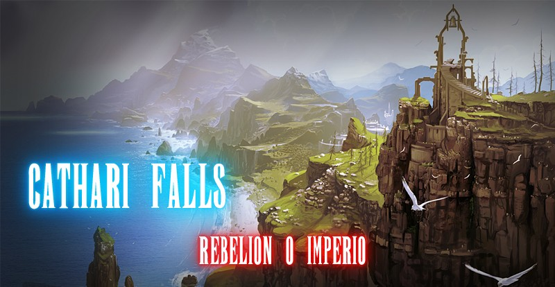 Cathari Falls - War of the 30 Kingdoms