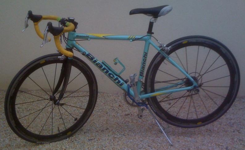 Equipement Club + vélo à vendre 91701310