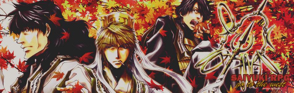 Saiyuki RPG