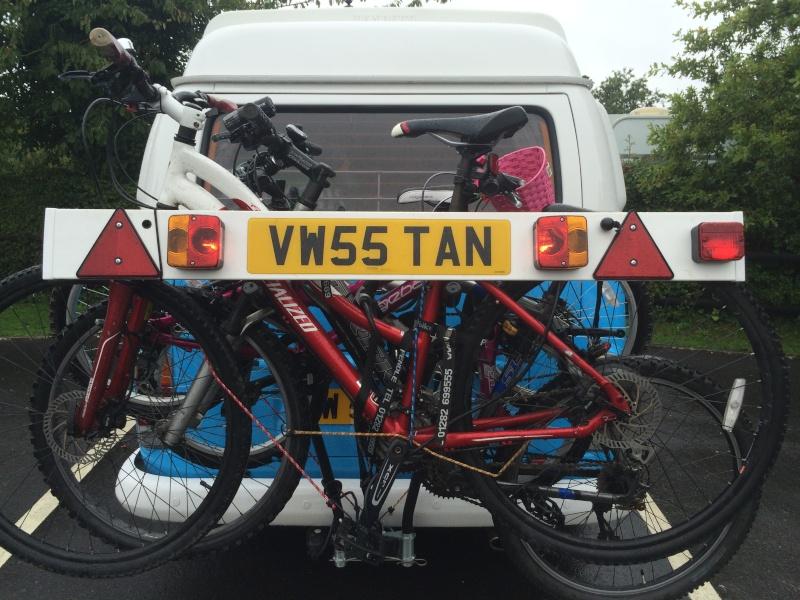 rack - Pendle Bike Rack - 4 Bike_210
