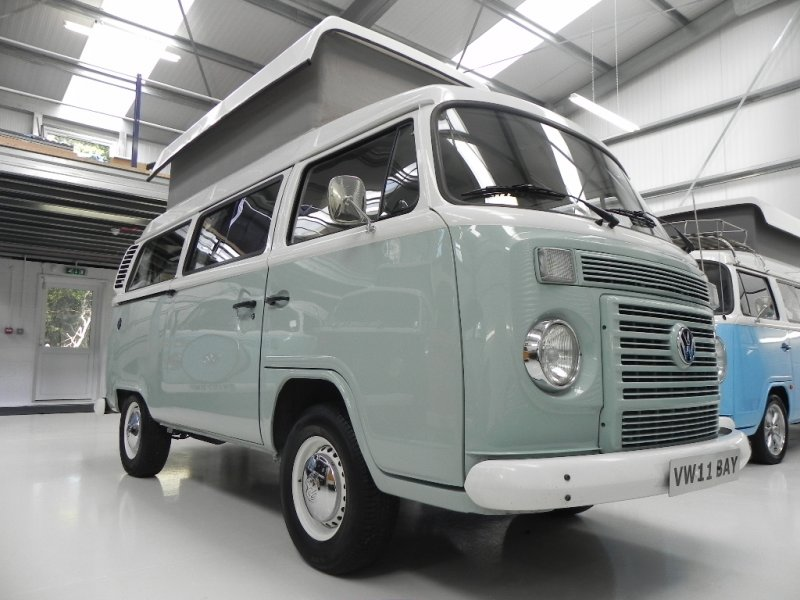 sale - A VW Kamper Classic for sale £34995.. Braz110