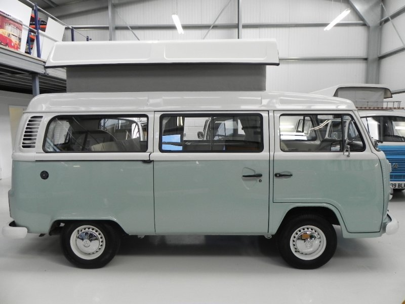 sale - A VW Kamper Classic for sale £34995.. Braz210