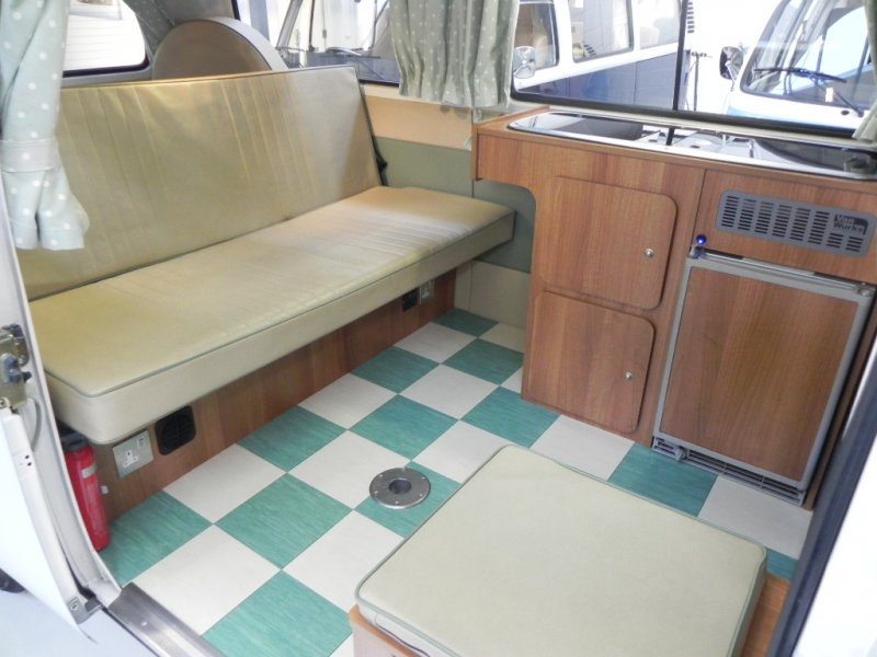 sale - A VW Kamper Classic for sale £34995.. Braz410