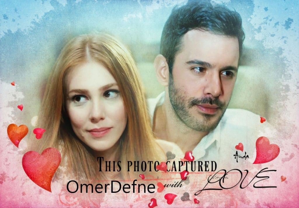 Defne si Omer - poze editate in photoshop / Anda designs Defneo14